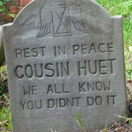 Cousin Huet