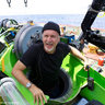 James Cameron in a sub