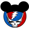 Disney Dead Head