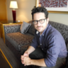 JJ Abrams On A Couch