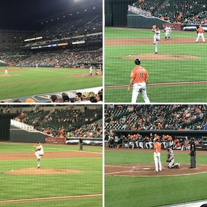 Astros/Orioles (September 2018)