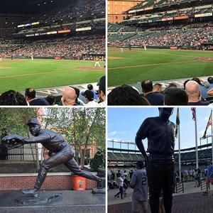 Yankees/Orioles (August 2018)