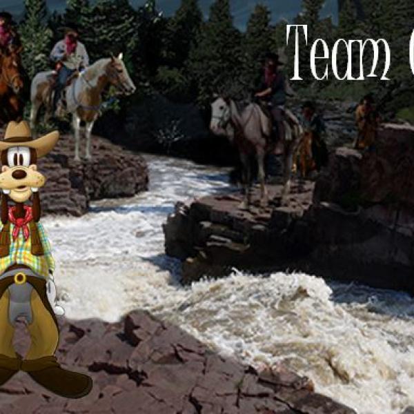 Team Goofy Logo