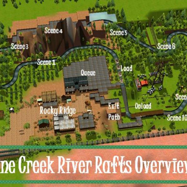 Pine Creek River Rafts 3