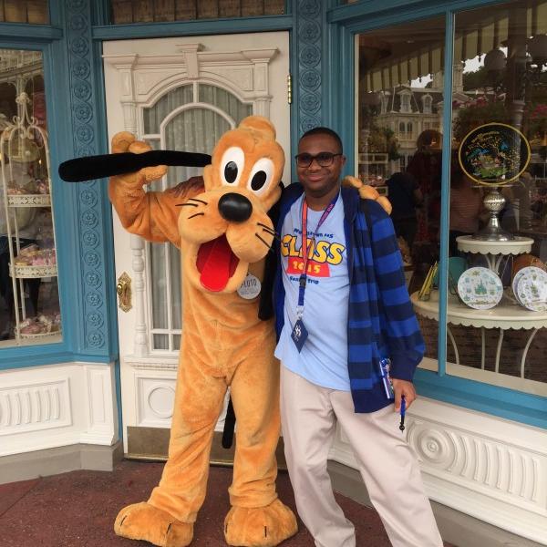 Pluto (April 28 2015)