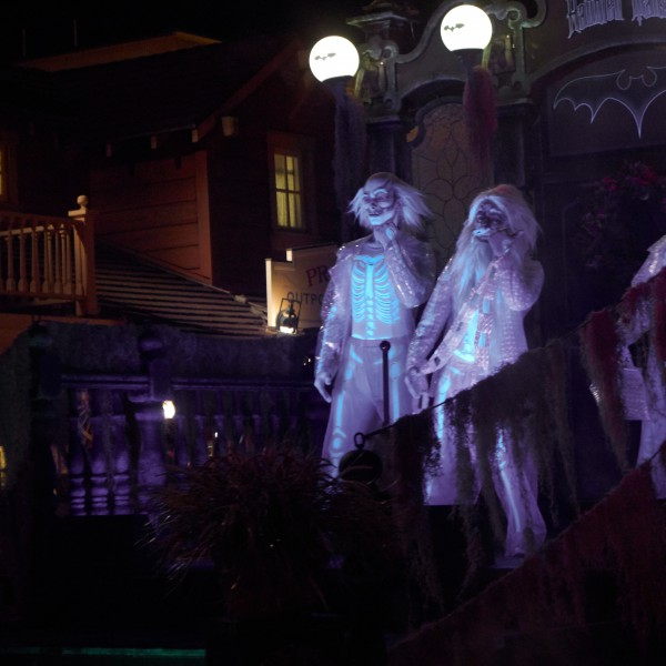 Haunted Mansion Ghosts