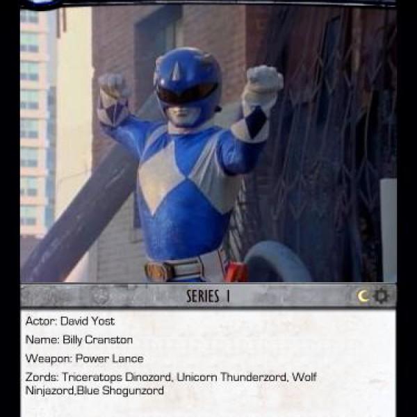2. Blue Ranger