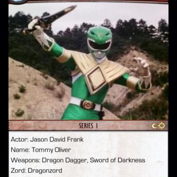 3. Green Ranger