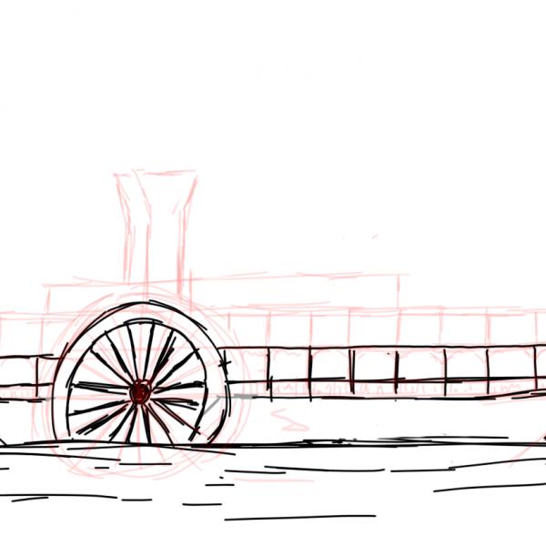 Steamship WIP