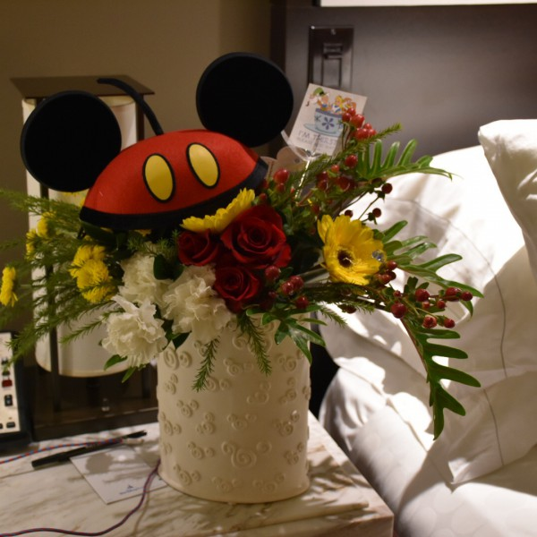 Mickey's Swell Bouquet