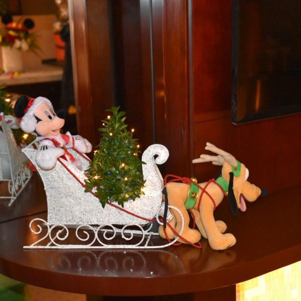 Mickey's Sleigh Ride