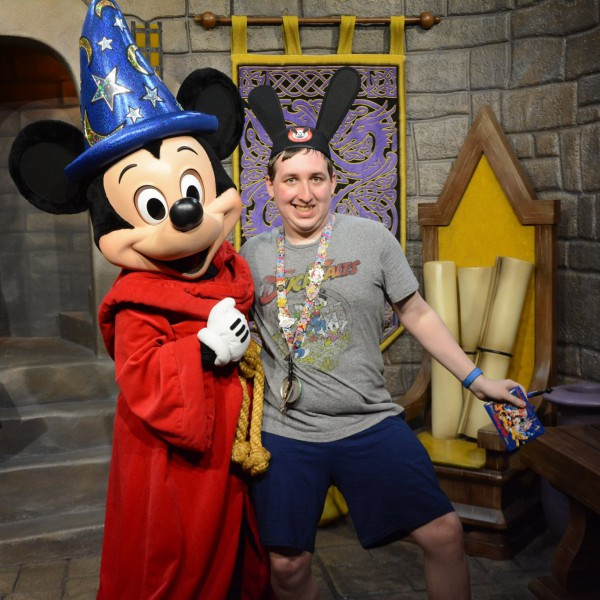 Sorcerer Mickey Mouse(2/2)