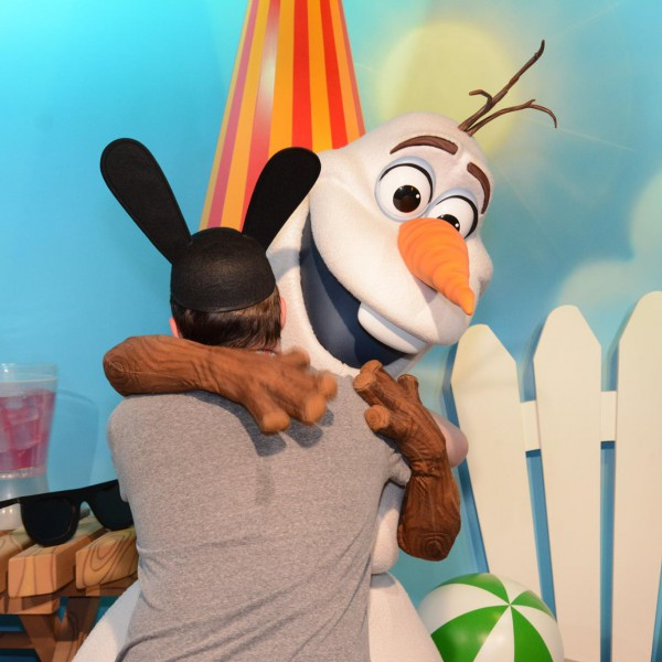 One Last Warm Hug for Olaf