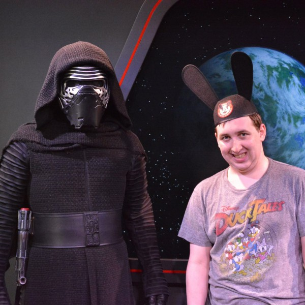 Meeting Kylo Ren(2/2)