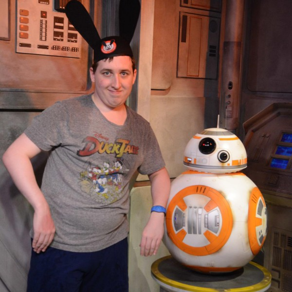 Meeting BB-8