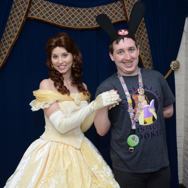 Me and Belle at Akershus(1/2)