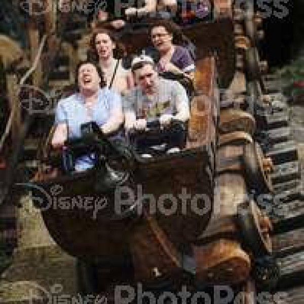 Me and Family on Mine Train(2/2)
