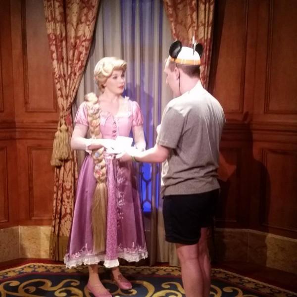 Meeting Rapunzel(2016)
