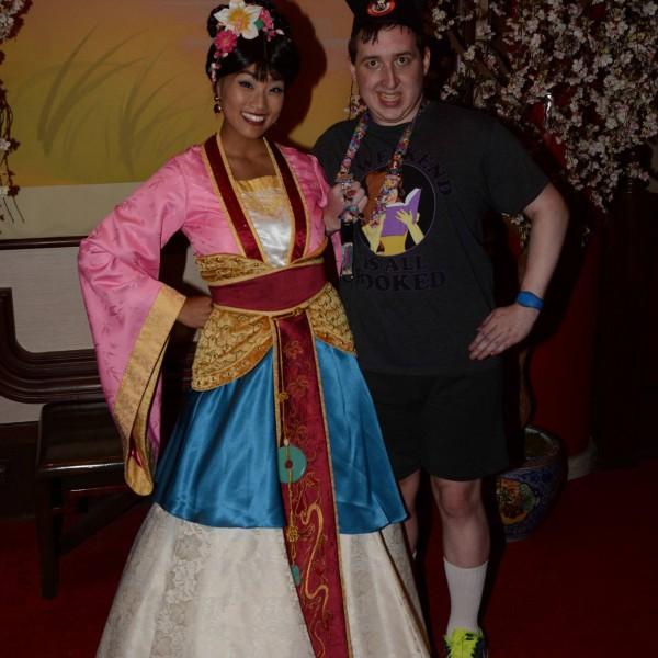 Meeting Mulan(3/4)