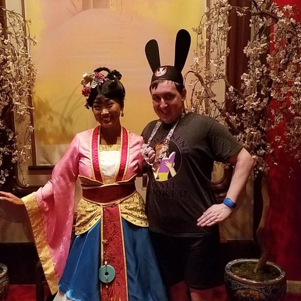 Meeting Mulan(4/4)