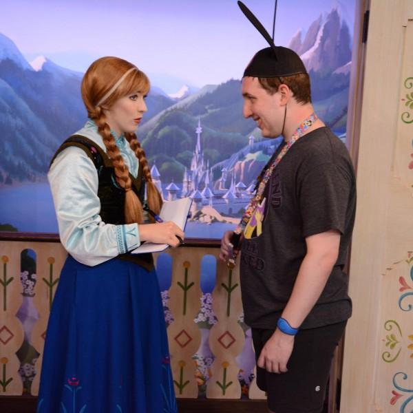 Still Talking with Anna