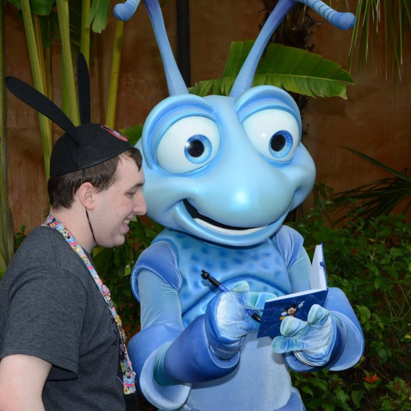Getting Flik's signature
