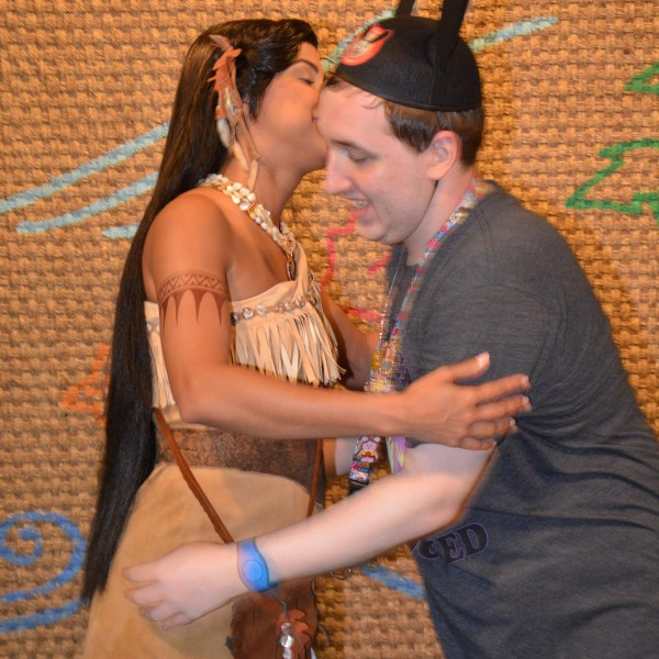 One More Hug for Pocahontas