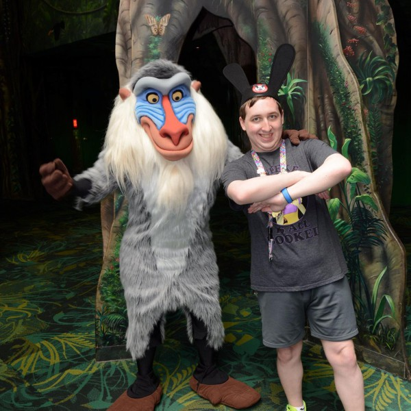 Meeting Rafiki
