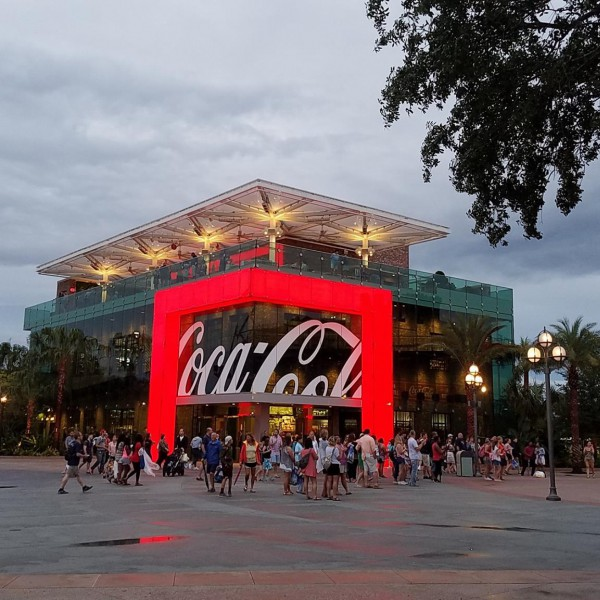 Coca Cola Store at Disney Springs