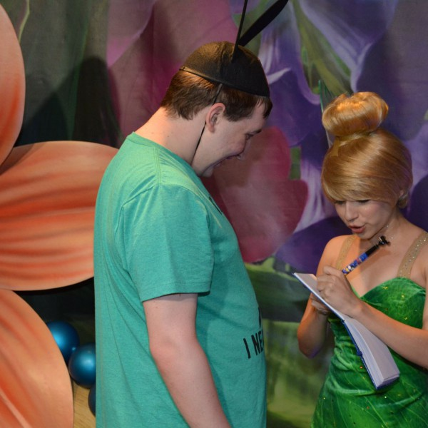 Talking to Tink about Fawn