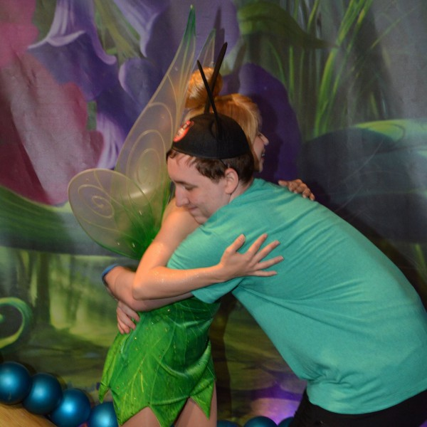 Hugging Tinker Bell(2017 Edition)
