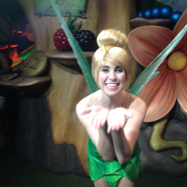 Pixie Kisses from Tinker Bell