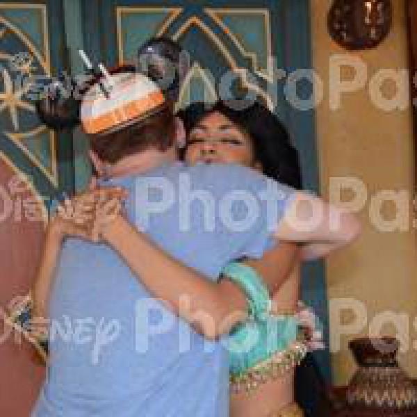 Hugging Princess Jasmine(2016)(1/2)