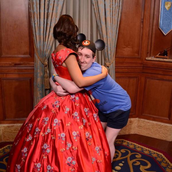One More Avalorian Hug for Elena