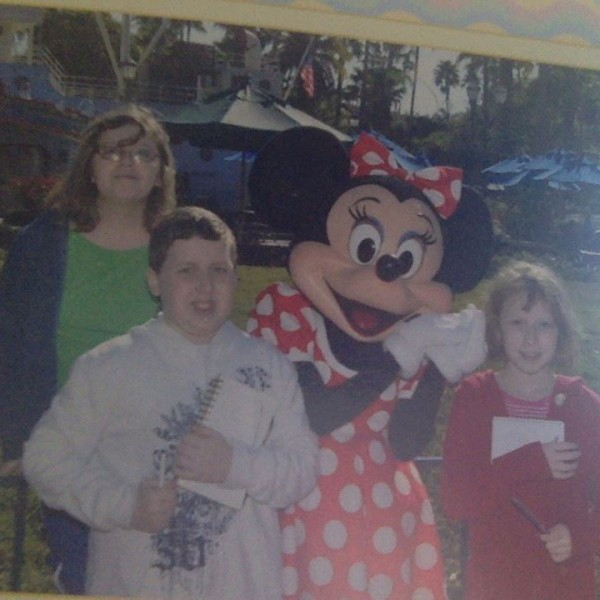 Me, My Sisters, and Minnie Mouse