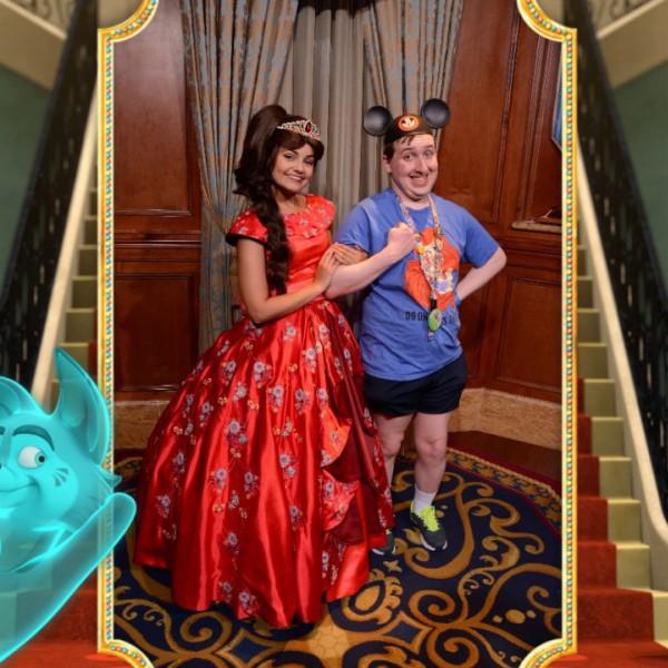 Princess Fairytale Hall-Elena of Avalor - YouTube
