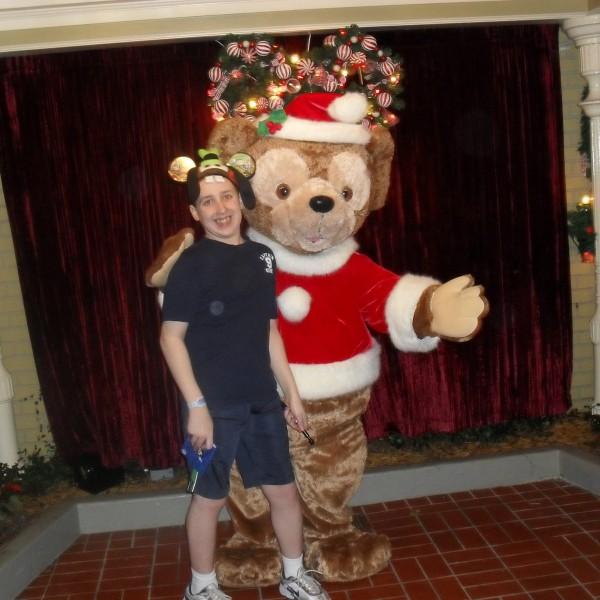 Duffy the Disney Bear(2/2)