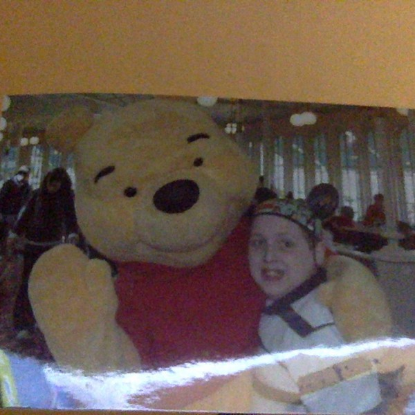 Pooh Bear at Crystal Palace(2010)
