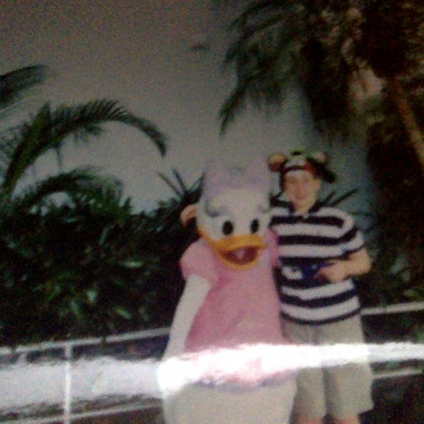 Daisy Duck and Myself(2011)