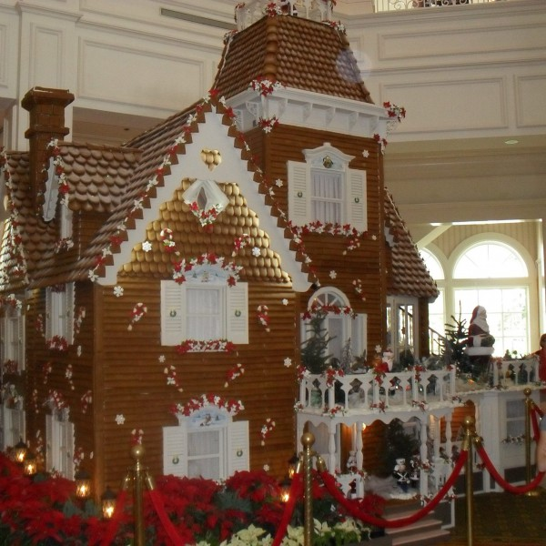 Grand Floridian Gingerbread House(2011)