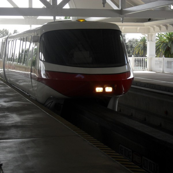 Monorail Red(2011)